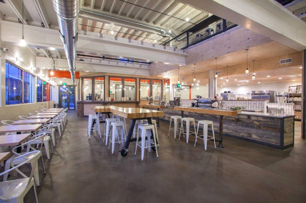 Publik Coffee House in Salt Lake City, Utah