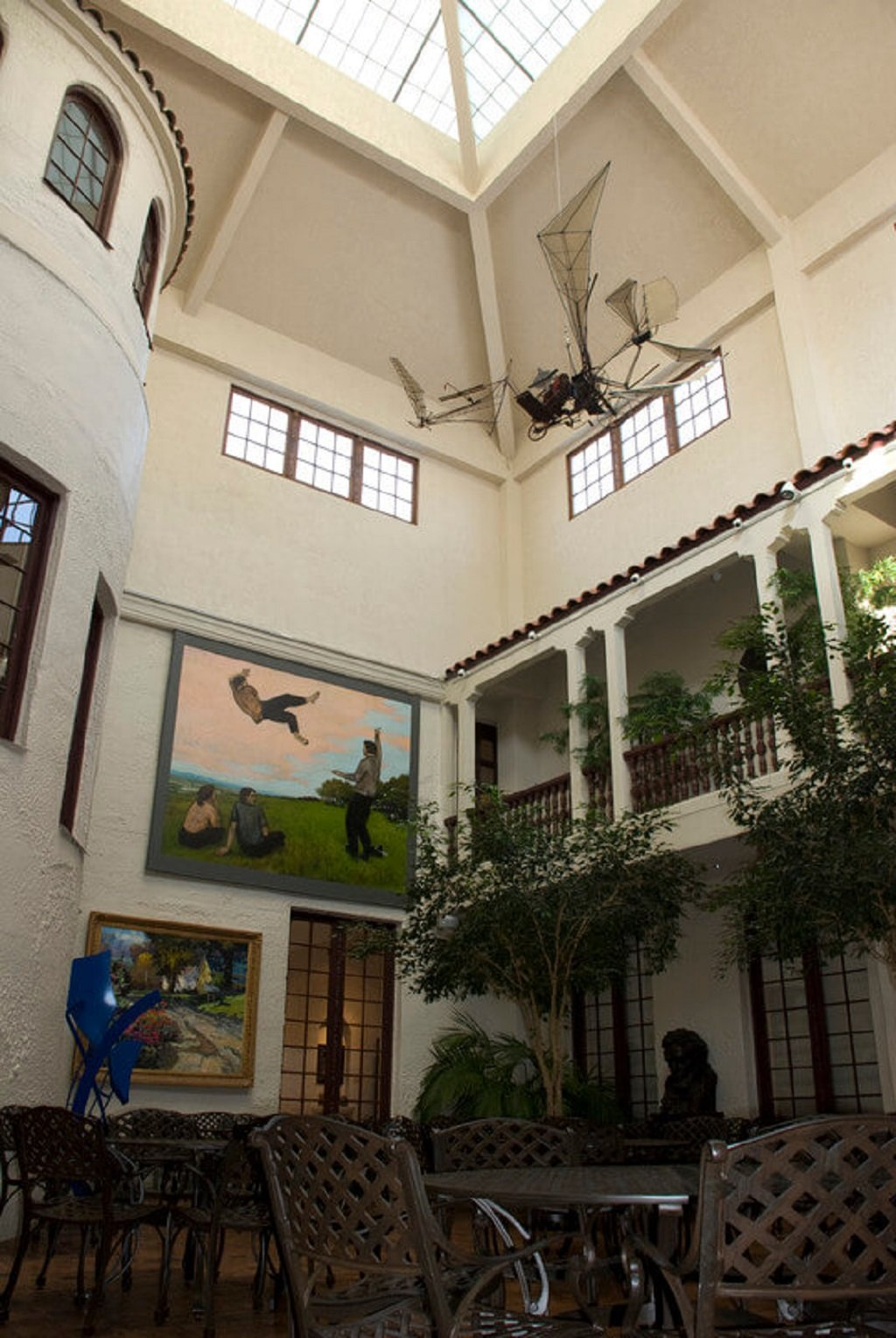 Springville Art Museum in Springville, Utah