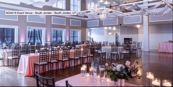 wedding venues in salt lake