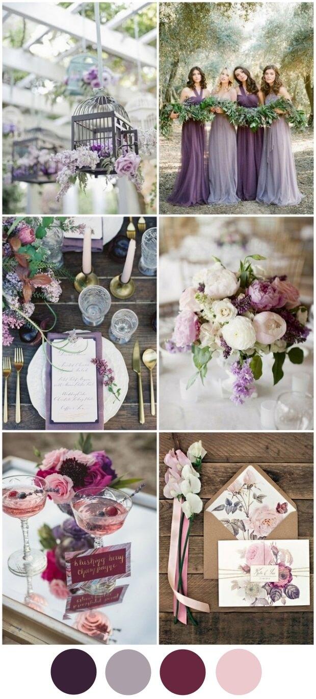top-wedding-colours