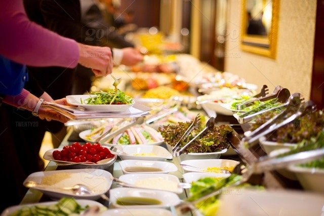 Buffet Catering for Wedding