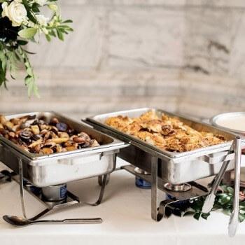 Corporate catering in Draper