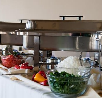 Utah Valley Catering: Should we choose a buffet or sit-down service?