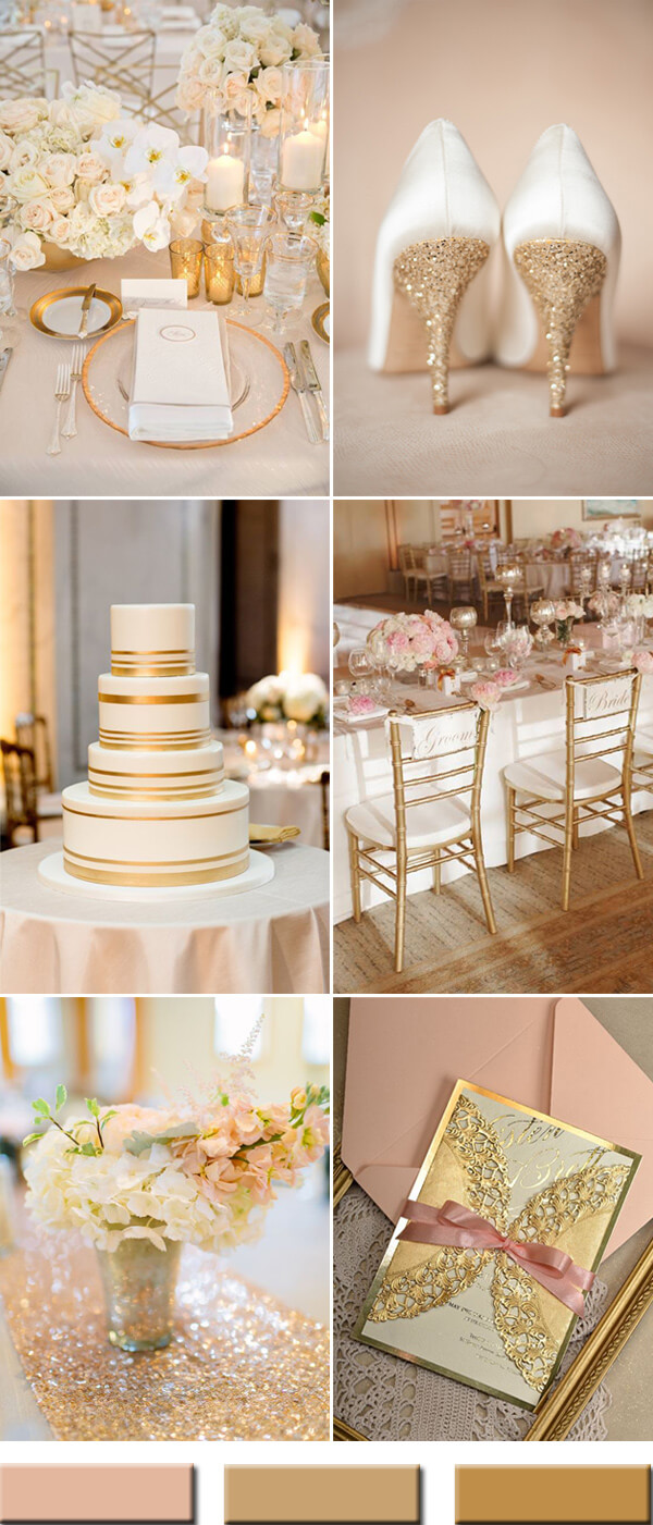 Catering Salt Lake City Area Amazing Wedding Color Combos