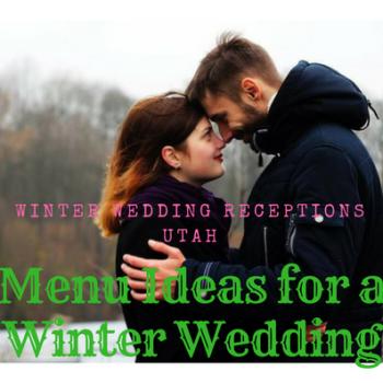 Menu Ideas for a Winter Wedding