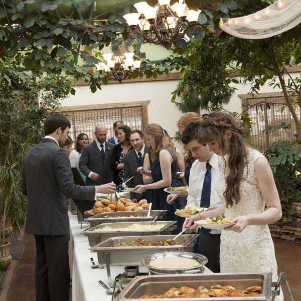Utah wedding catering